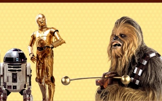 The Costume's of Star Wars III wallpapers and stock photos