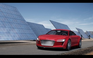 2009 Audi e-tron 8 wallpapers and stock photos