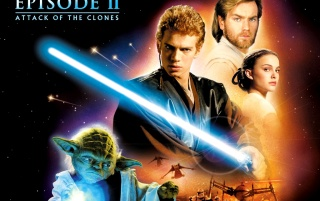 Star Wars:Attack of the Clones wallpapers and stock photos