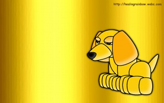 Golden Puppy wallpapers and stock photos