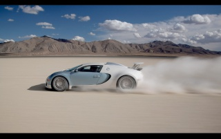 Bugatti Veyron desert wallpapers and stock photos