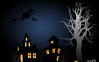 Halloween wallpapers and stock photos
