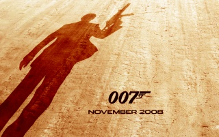 007 in Quantum of Solace wallpapers and stock photos