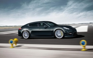 Mansory Porsche Panamera Speed 3 wallpapers and stock photos