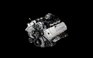 Ford F-Series Engine wallpapers and stock photos