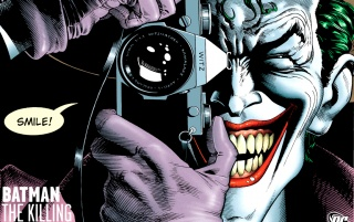 Batman: The Killing Joke wallpapers and stock photos