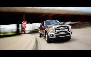Ford F-Series Front Angle Speed 3 wallpapers and stock photos