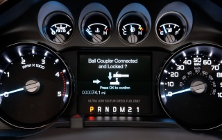 Ford F-Series Gauges wallpapers and stock photos