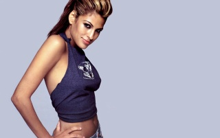 Eva Mendes attitude wallpapers and stock photos