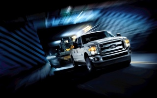Ford F-Series Tunnel wallpapers and stock photos