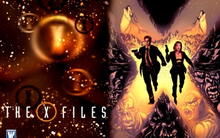 The X-Files wallpapers and stock photos