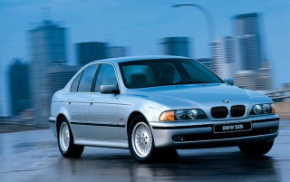 Next: BMW 528i in town 2