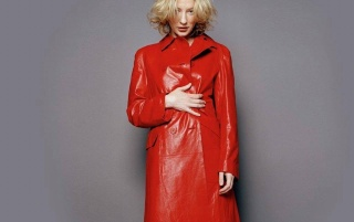 Cate Red Coat wallpapers and stock photos