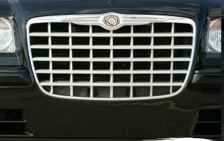 Random: Chrysler SRT grill