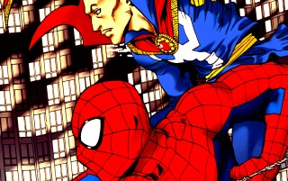 Previous: Spider-man and Dr. Strange