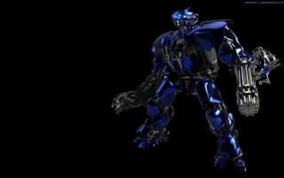 Previous: James Brett Battle Mecha Robot
