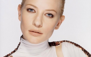 Cate Short Hair 2 wallpapers and stock photos