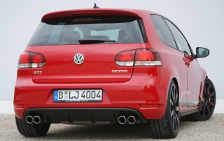 MTM GTI Rear Angle wallpapers and stock photos