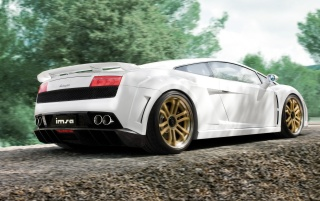 Random: IMSA Gallardo Rear and Side