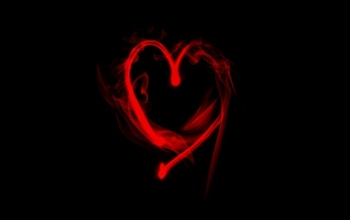 Flaming Heart wallpapers and stock photos