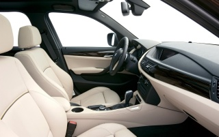 Next: BMW X1 Interior