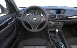 Bmw X1 Dashboard 2 wallpapers and stock photos