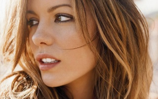 Kate Beckinsale Closeup 2 wallpapers and stock photos