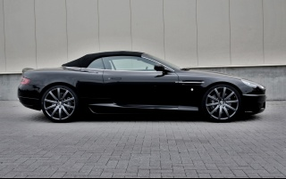 Random: Aston Martin DB9 Convertible Side