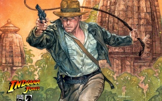 Adventures of Indiana Jones wallpapers and stock photos