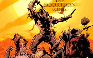 the Scorpion King wallpapers and stock photos