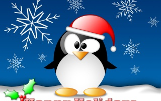 Happy Penguin wallpapers and stock photos