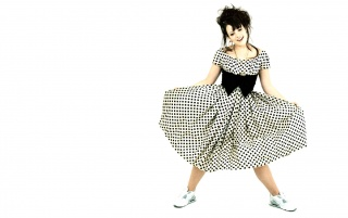 Puntos Lily Allen vestido de 4 wallpapers and stock photos