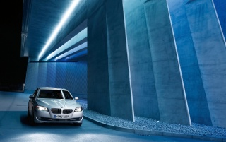 5 Series Front Angle 2 wallpapers and stock photos