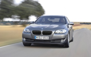 5 Series Front Angle Speed wallpapers and stock photos