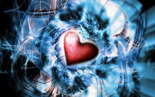 Blue Love Alchemy wallpapers and stock photos