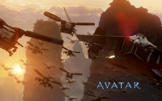 Random: Avatar Fighters 2