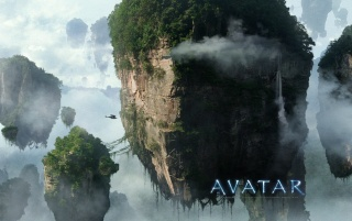 Avatar Pandora 2 wallpapers and stock photos
