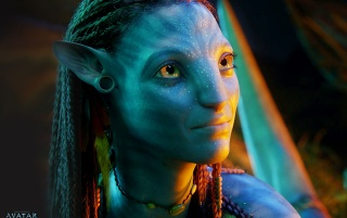 Avatar Neytiri 5 wallpapers and stock photos