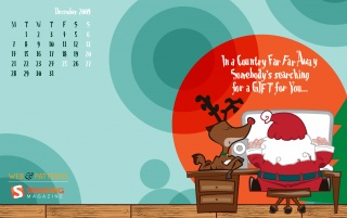 Santa Searching wallpapers and stock photos