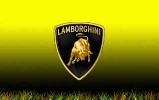 lambo logo wallpapers and stock photos
