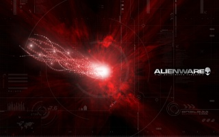 Alienware red wallpapers and stock photos
