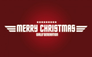 Random: SNSDs Christmas Wallpaper Gen