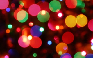 Holiday Lights wallpapers and stock photos