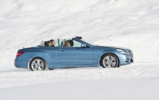 Random: 2010 E-Class Cabriolet Speed Side