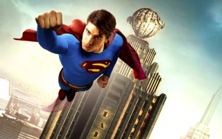 Superman Returns wallpapers and stock photos