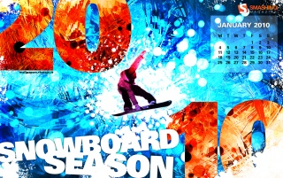 Snowboard Season wallpapers and stock photos