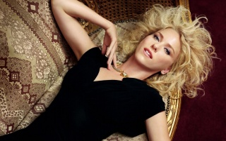 Naomi Watts Black Dress wallpapers and stock photos