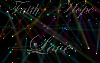 Random: Faith Hope Love