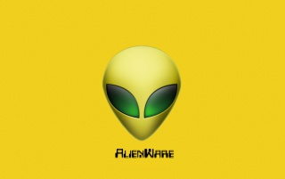 Alienware yellow wallpapers and stock photos