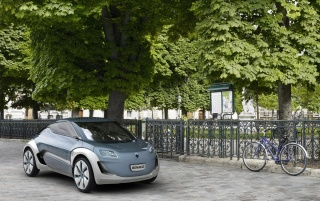 Renault ZOE wallpapers and stock photos